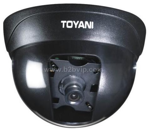TD-400/QR1图雅丽TOYANI半球型彩色摄像机