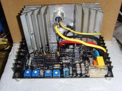 公司在发电机励磁控制器方面提出新概念