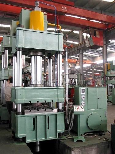 四柱液压机厂家四柱油压机