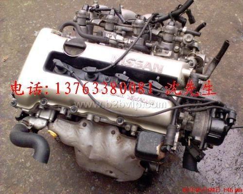 原装日产sr20电喷拆车发动机总成
