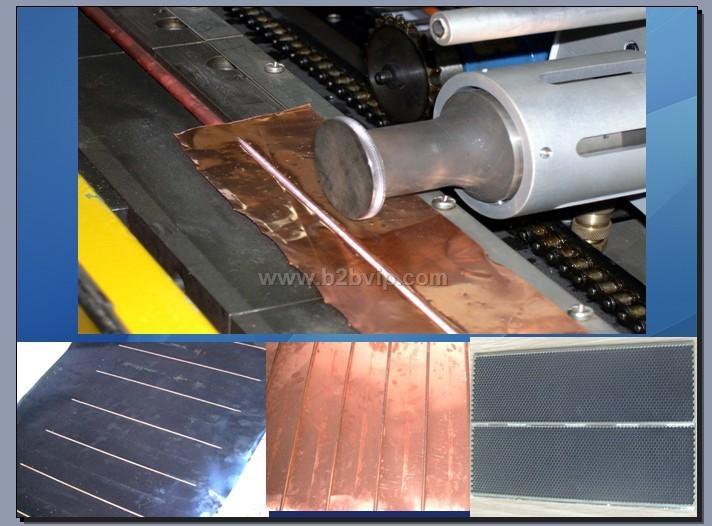 超声波金属焊接,金属滚流焊机