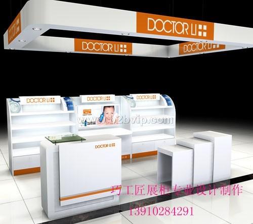 商场展柜设计_展览设计制作