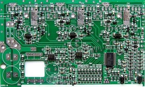 半成品板(电路板