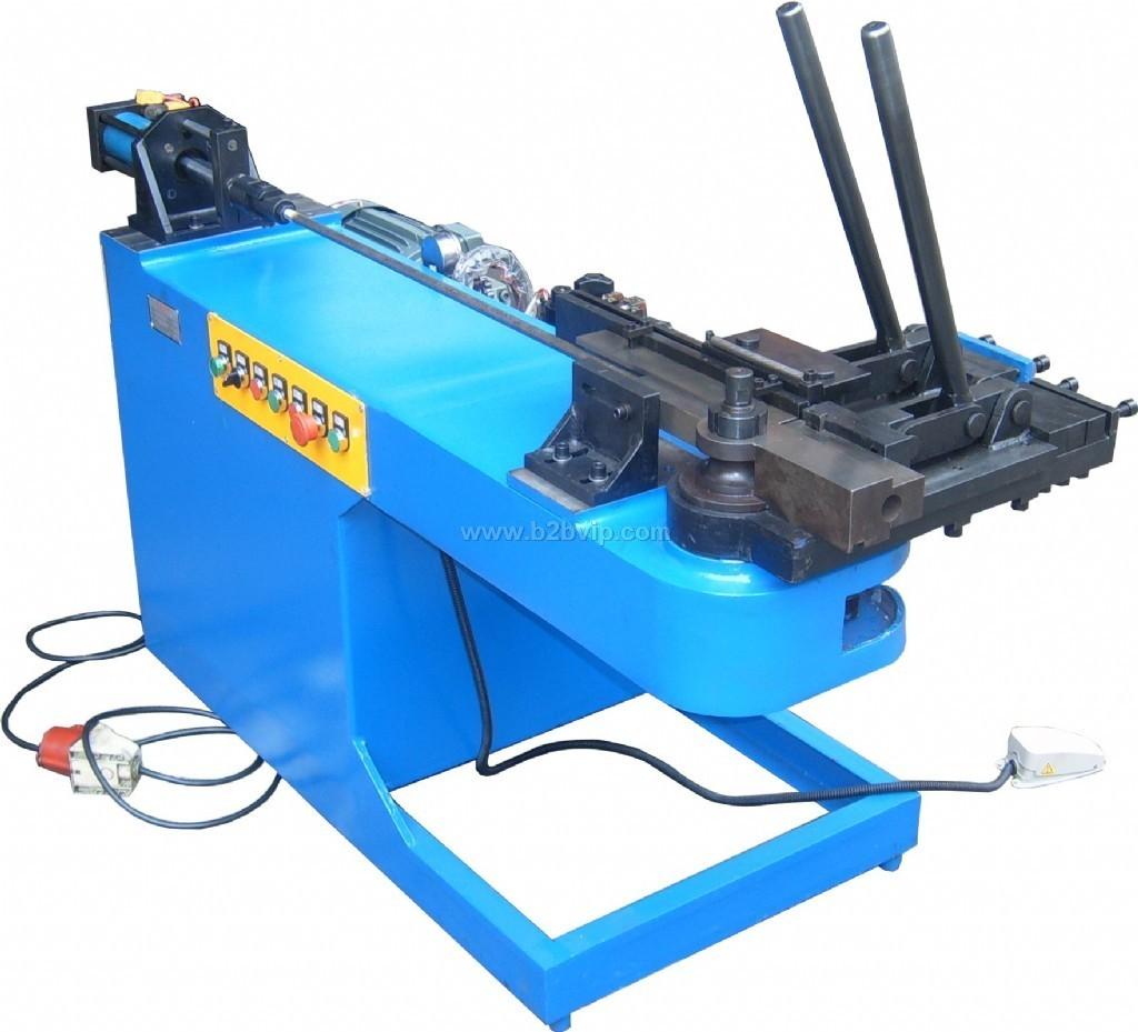 供应手动型液压抽芯弯管机