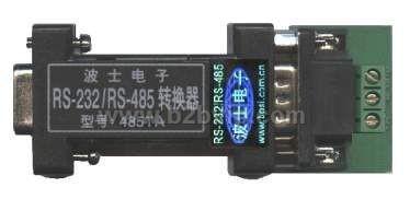 RS232与RS485隔离转换器485TA