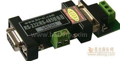G485HA高速光隔RS232/RS485转换器