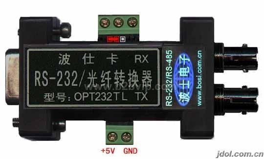 RS232/TTL光纤转换器(单模40Km)