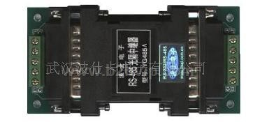 YG485TARS485光隔中继器5V供电