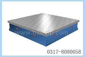 铸铁平板、铸铁平台、大型铸铁平板