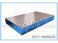 铆焊平板、铸铁铆焊平板、铆焊铸铁平板、冒汗平台