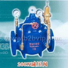 北京200x型减压阀山西200x型减压阀