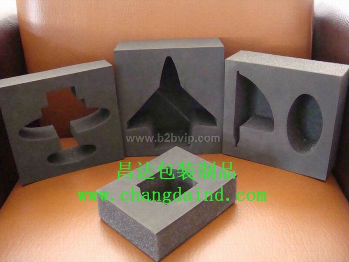 防震海棉包装盒