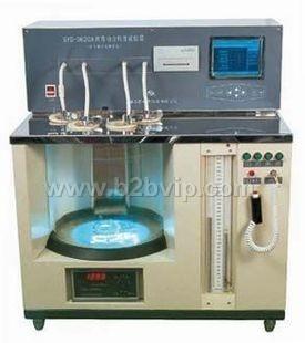 SYD-0620型沥青动力粘度计(真空减压毛细管法)