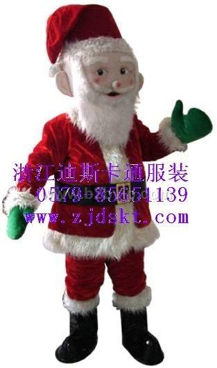 提供浙江迪斯尼毛绒卡通服装、厦门圣诞老人,行走表演服装