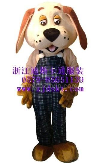 热销浙江迪斯尼毛绒卡通服装、辽宁哈巴狗、宁夏春节卡通服装
