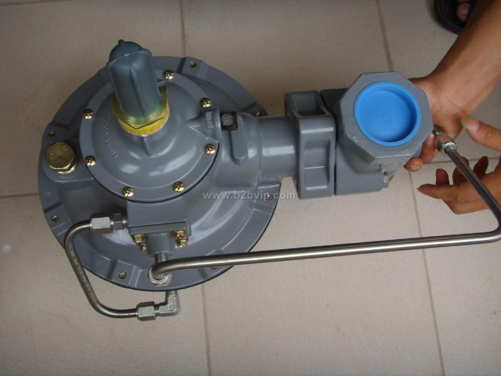 FISHER299H减压阀特点/美国299H调压阀/调压器