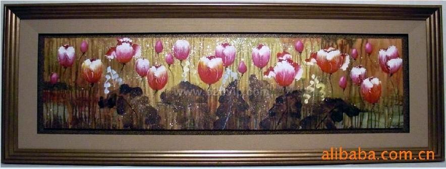 供应装饰画,无框画,欧式油画,刺绣,板画,画框
