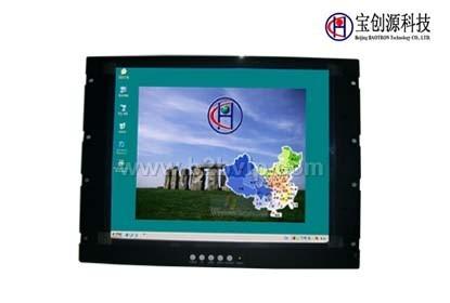 上架式19寸工业液晶显示器