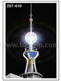 灯光工艺塔