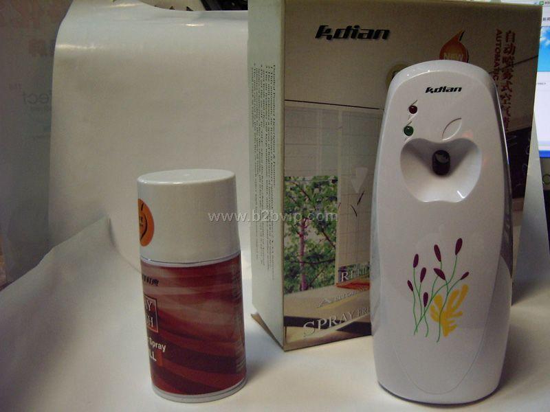 得益电子低价销售礼品盒装自动喷香机