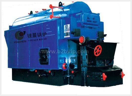 卧式燃煤蒸汽锅炉dzl系列(自动)
