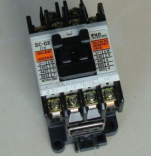 供应sc-03富士接触器