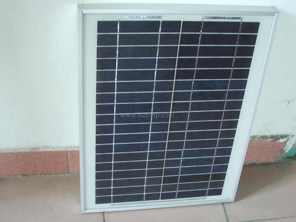 供应华源通太阳能电池板20w_太阳能逆变器_电源_电工