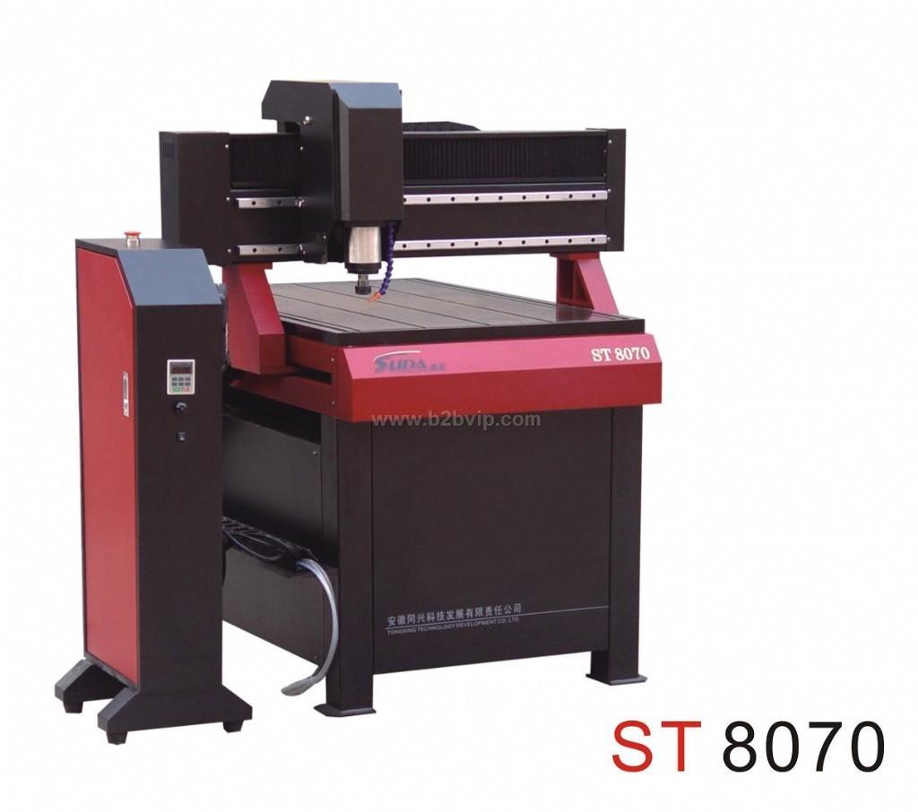 速达ST8070高精度电木雕刻机