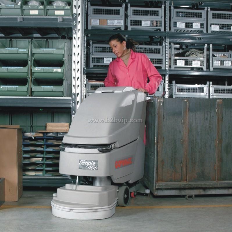 嘉仕洗地机西安公司专售|SIMPLA50BT洗地机