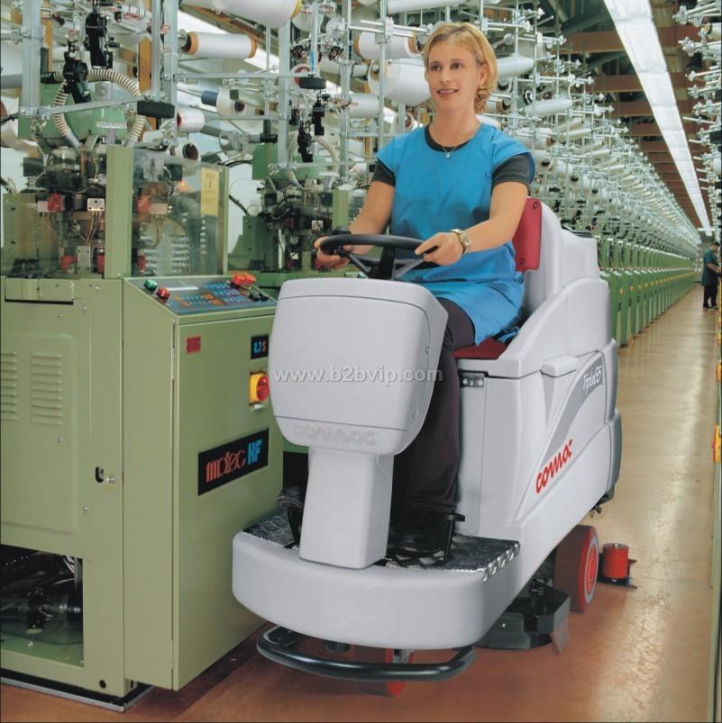 嘉仕西安洗地机销售维修公司代理|TRIPLA32ECO洗地机
