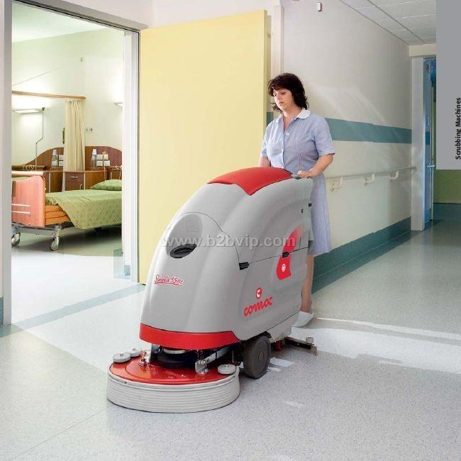 嘉仕清洁设备公司专售|天水洗地机