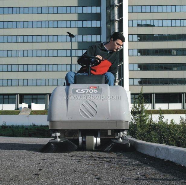 嘉仕清洁设备公司专售|西宁扫地机扫地车