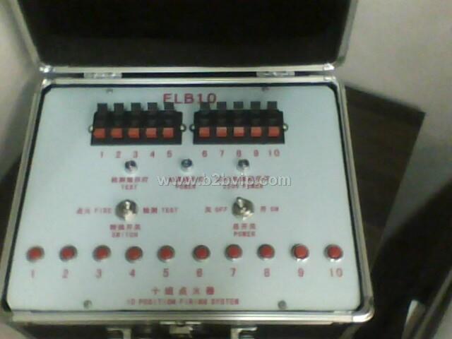 供应冷烟花点火器/冷焰火控制器/冷焰火启爆器