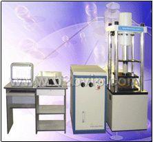 供应YAW微机控制电液伺服压力试验机
