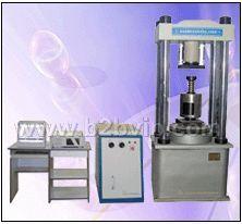 YAW-2000kN微机控制电液伺服顶锻压力试验机