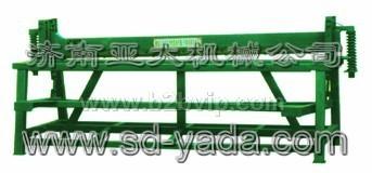 太阳能热水器生产线设备:YD-3脚踏剪板机