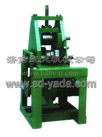不锈钢水塔制造设备----JM-1角钢弯园机