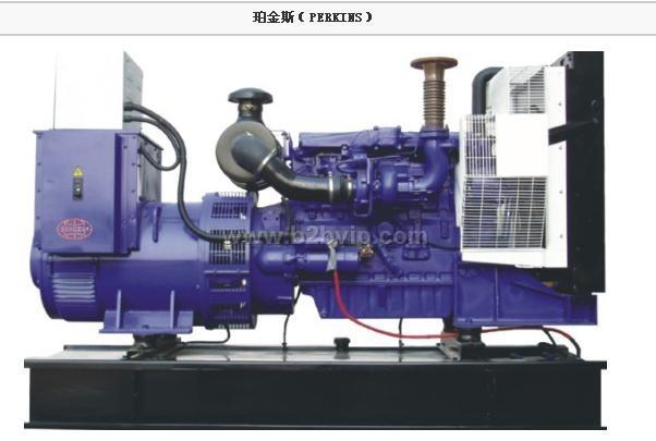 供应64kw帕金斯柴油发电机组