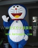 机器猫/叮当猫/猫/动漫卡通服装/展会促销表演服装/卡通服饰