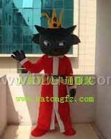 红太狼/展会促销表演服装/儿童表演服装/卡通人偶服装/卡通服