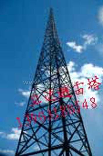工艺装饰塔,通信塔