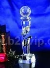 广州水晶奖杯厂家上海水晶奖杯优秀节目奖杯