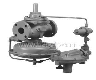 FISHER1190气体调压器指挥器作用式调压器减压阀