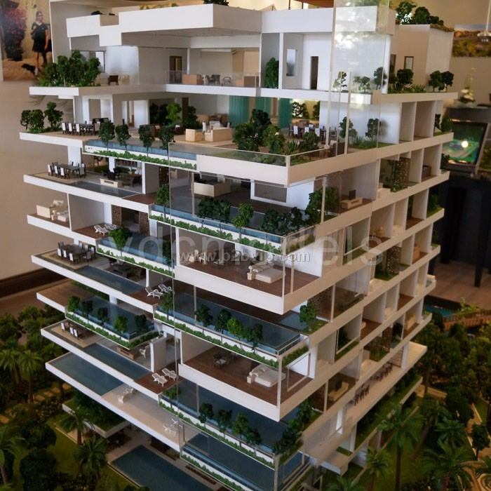 供应海南省海口城市规划沙盘模型/房地产售楼模型