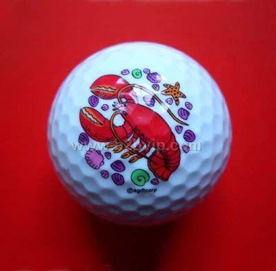 供应高尔夫logo球_高尔夫球