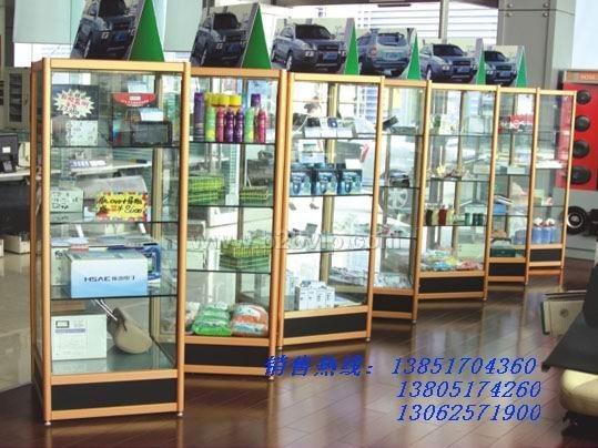 海安汽车用品展示柜