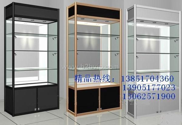 展会专用架、南京展示柜、精品柜台、玻璃货架