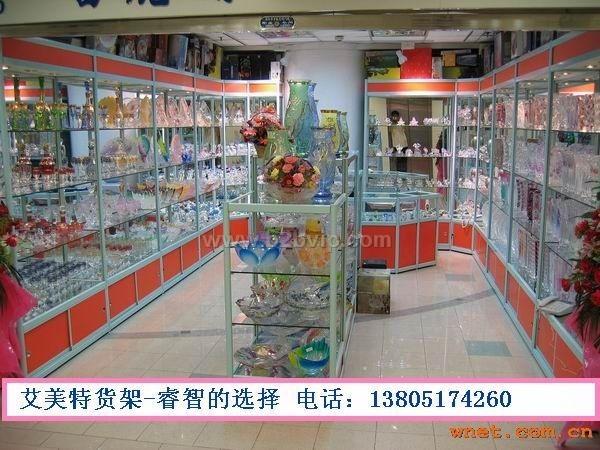 南京礼品展示柜