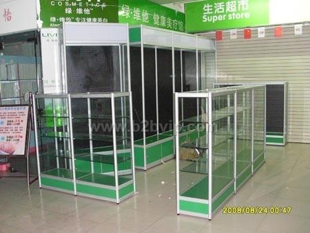 南京钛合金展柜