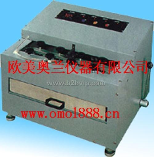 MAESER皮革动态防水试验机/皮革动态防水测试仪/TABER耐磨耗试验机/丝印耐磨检测仪/拉力架